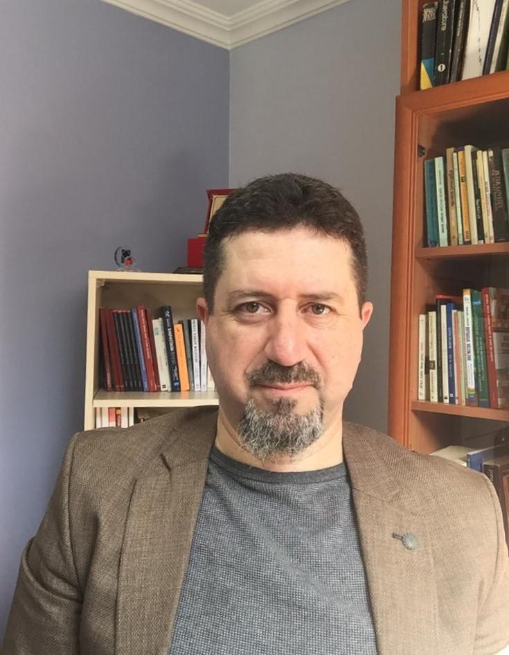 OnlinePsikoterapist Klinik Psikolog Dr. Murat Artıran
